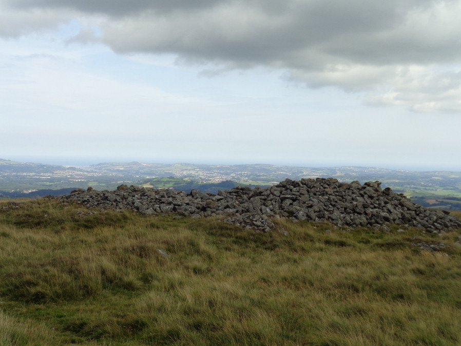 Rippon Tor 5 Cairn