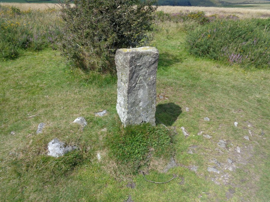 Buckland Common 1 Cairn (added)