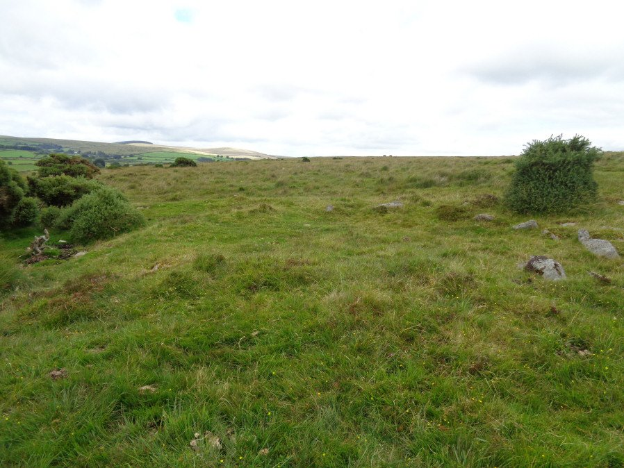 Riddon Ridge N. Reported Cairn