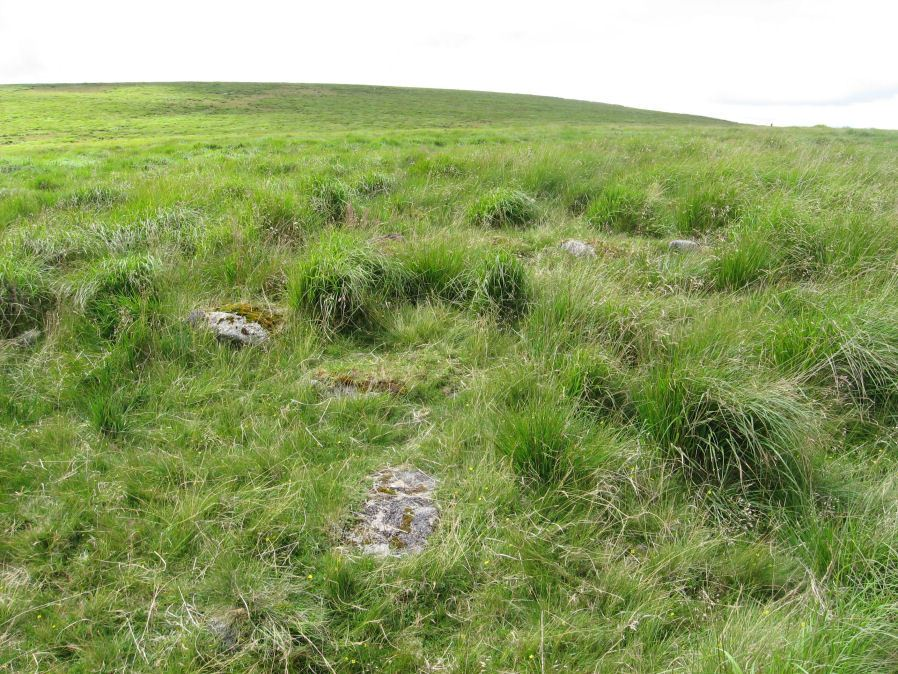 South Teignhead Platform Cairn Circle