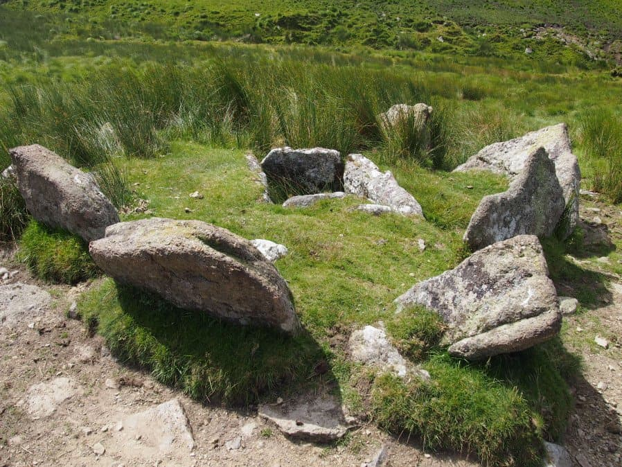 Grim's Grave Ring Setting Cairn and Cist