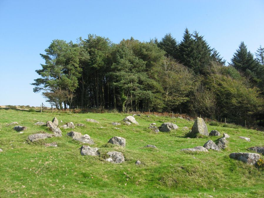 Harford Moor Settlement