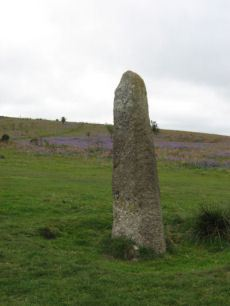 Headless Cross (Maximajor Stone), Mardon Down Stone Circle & Cairns